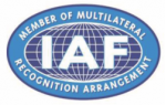CERTYFIKAT ISO IAF